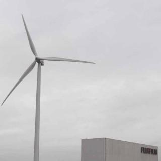 Inaugurazione della terza linea di produzione lastre PS-10 presso il Fujifilm Manufacturing Europe BV di Tilburg, Olanda